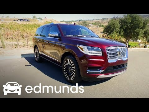 2018 Lincoln Navigator Review | Test Drive | Edmunds