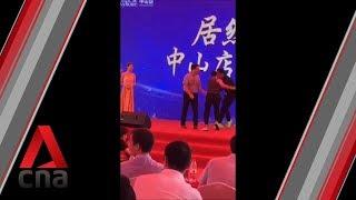 Hong Kong actor Simon Yam stabbed in st...