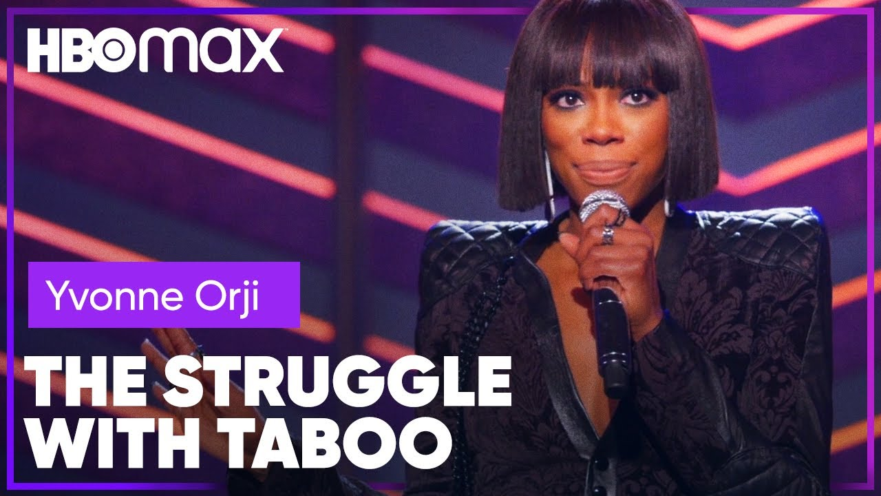 Download Yvonne Orji Explains The Dangers Of Playing Taboo | Yvonne Orji: Momma I Made It! | HBO Max