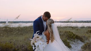 I've Longed To Marry You For Years // Hayley & Jeffrey // Wrightsville Beach, NC Wedding