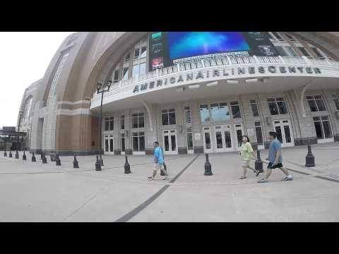 American Airlines Center:Home Of Dallas Stars Jamie Benn