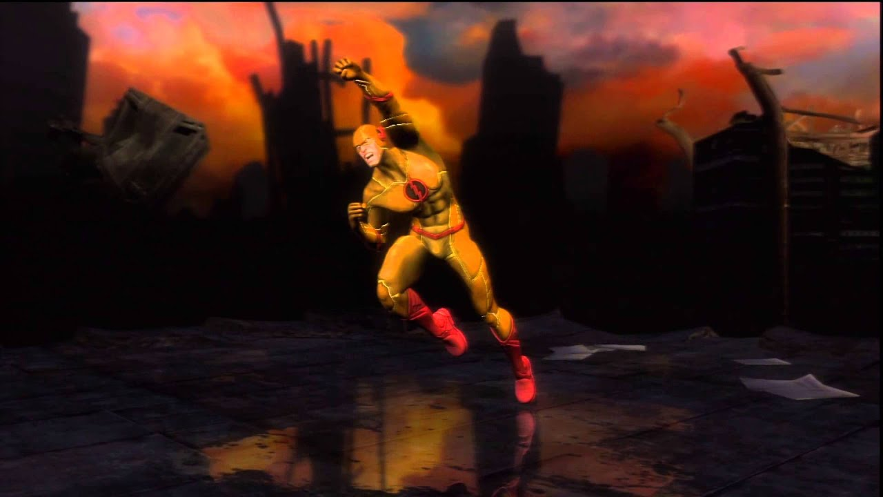 INJUSTICE PROFESSOR ZOOM PROOF OF CONCEPT VIDEO BY TONY T