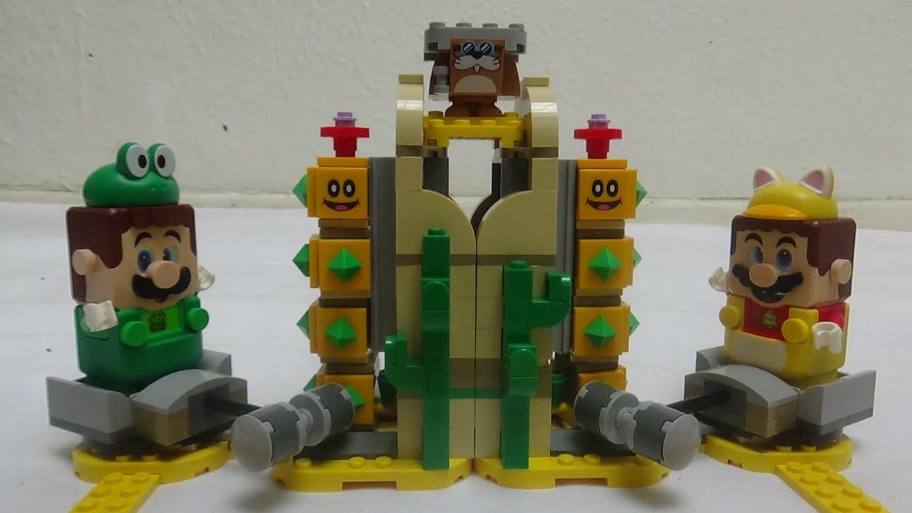 LEGO SUPER MARIO MULTIPLAYER #2...