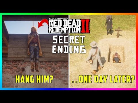 The MOST Ruthless Outlaw In Red Dead Redemption 2 Has A Bounty With A SECRET Ending You Don't Know! thumbnail