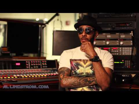 Swizz Beatz Interview (Part 1) #ALTV