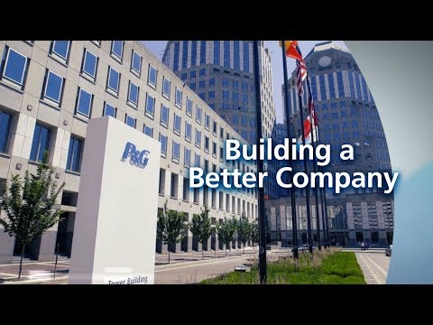 P&G Corporate Is Building A Better Company   P&G Proxy Vote
