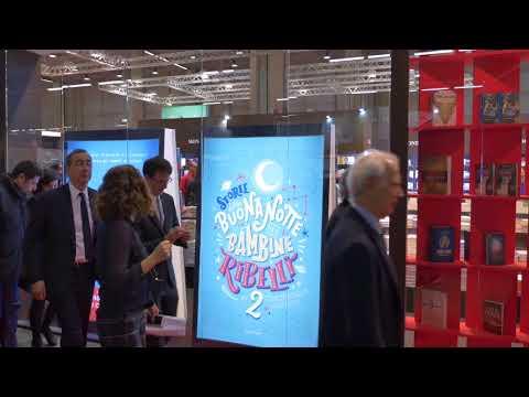 Video time-lapse Gruppo Mondadori