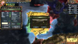 Europa Universalis IV - Basic Overview