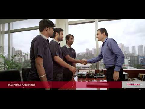 Mahindra Logistics - The Core of your Business