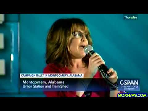 "Sarah Palin ""The Swamp Is Trying To Hijack This Presidency!"""