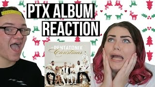A PENTATONIX CHRISTMAS ALBUM REACTION | Music With Syd