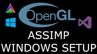 Modern OpenGL 3.0+ [MODEL LOADING] ASSIMP Setup Using CMAKE Windows