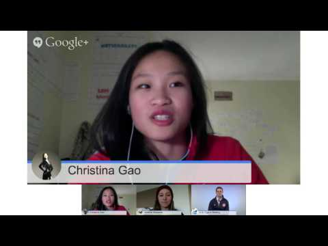 Hangout with Kimmie Meissner and Christina Gao