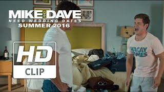 Mike & Dave Need Wedding Dates | Based On A True Story | Official HD Clip 2016