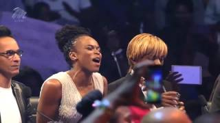Idols finale: Karabo & Judith Sephuma