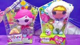 Lalaloopsy Dolls - Lalaloopsy Littles Sherri Charades And Bah Peep Dolls For Girls
