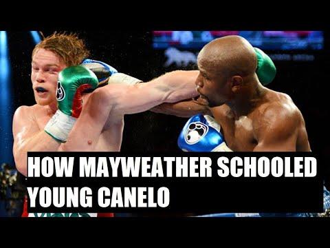 Floyd Mayweather Jr vs Canelo Alvarez - Film Study
