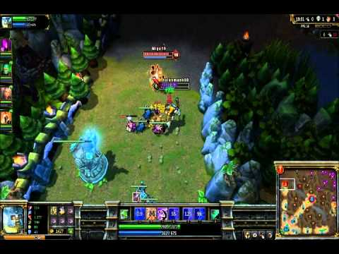 My First 'Chat Room De Lol' League Of Legends Gameplay