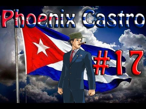 Phoenix Castro (PW: Ace Attorney) - Caso 3 - Episodio 17 - Global studios