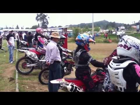 Pista Motocross Mujeres