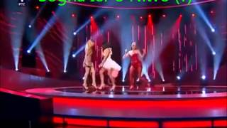 Canzone Serba Italianizzata: Luba Che Sputa ( Moje 3 - Ljubav Je Svuda )