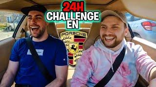 CHALLENGE 24H dans une PORSCHE 911 CARRERA