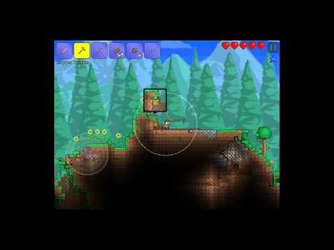 TA Plays: 'Terraria' - A Sidescrolling 'Minecraft'-like With a Great Control Scheme