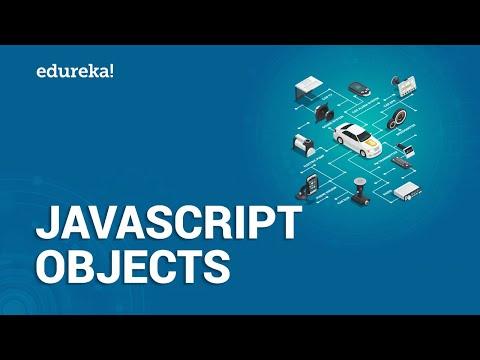 JavaScript Objects | Classes and Objects in JavaScript | JavaScript Tutorial | Edureka thumbnail
