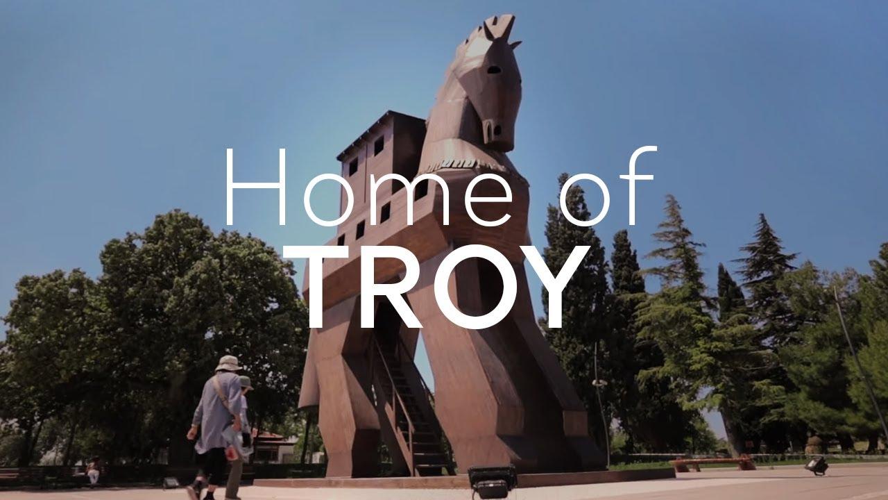 Go Turkey - Home of TROY