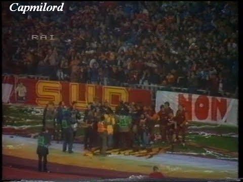 """ROMA-1 FC Colonia 2-0  I GOL di """"Iorio"""" e """"Falcao"""" dalla radiocronaca di """"Enrico Ameri"""" 08-12-1982"""