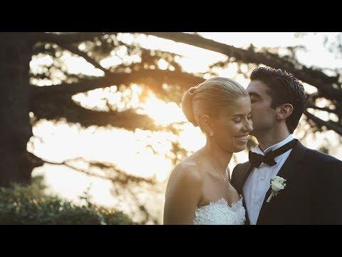 Jil {+} Will | Franch Wedding video in saint-jean-cap-ferrat at Villa Ephrussi De Rothschild, France