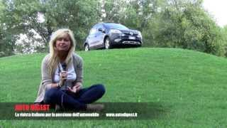 RENAULT SCENIC X_Mod CROSS: Test drive