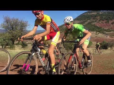 Stage cyclocross - jour 2 - Vélo Club Lodévois - 26/10/2017