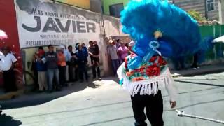 Carnaval papalotla tlaxcala 2014