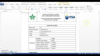 Video Acta de reunión download MP3, 3GP, MP4, WEBM, AVI, FLV Juli 2018