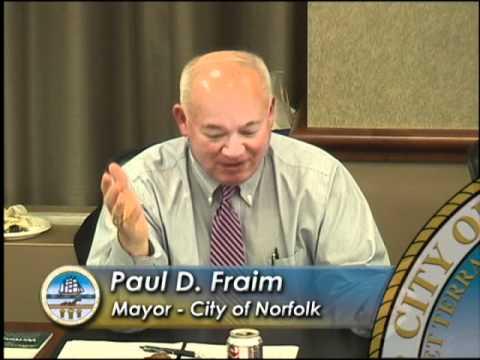 Informal 09/27/11 Session - Norfolk City Council