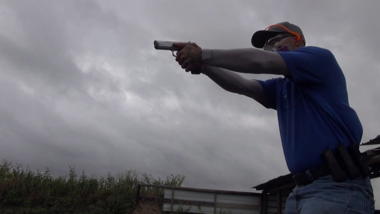 Becoming a Competition Shooter Part 5: New Range + Practice