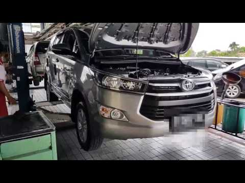 Lifting Toyota Innova G 2016  MT [ 2.0 Petrol ]  Silver