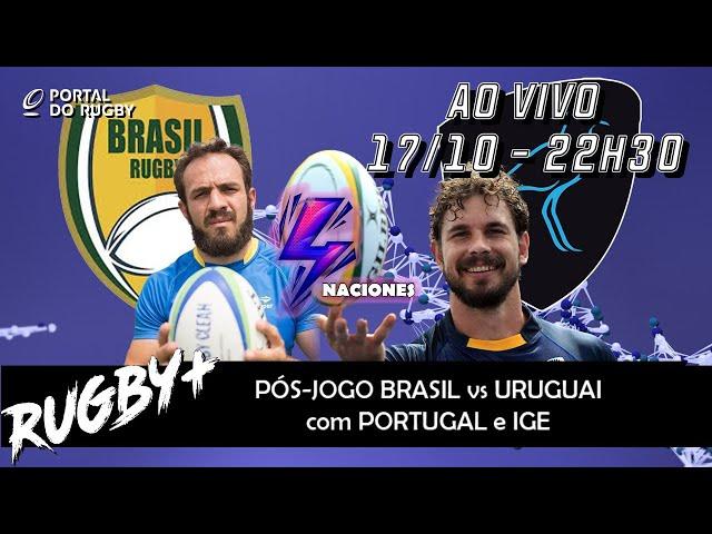 Debate pós jogo de Brasil vs Uruguai com Fernando Portugal e Ige!