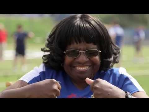 Special Olympics USA: Meet Mary Davis