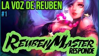 Reubenmaster Responde - #1 La Voz De Reuben Es Real?
