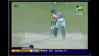 Imran nazir Batting Sialkot Stallions Vs Karachi Dolphins T20 Domestic Final 2012