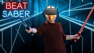 Eagle Gaming | Beat Saber, Episode 1: MOVING TO THE MUSIC!