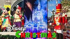 Christmas at Disney World's Magic Kingdom | Top 5 Christmas Things To Do