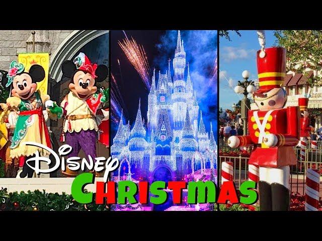 Christmas at Disney World's Magic Kingdom | Top 5 Christmas Things To Do