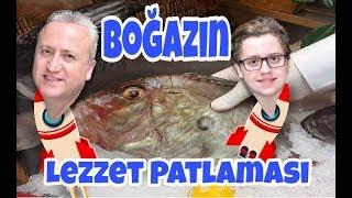 Boğazda Lezzet Patlaması - Uskumru Balık Restaurant Anadoluhisarı