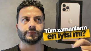 Tüm zamanların en iyisi mi? iPhone 11 Pro Max Uzun Kullanım Testi!