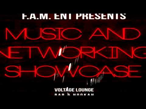F.A.M. ent presents networking party at voltage nightclub
