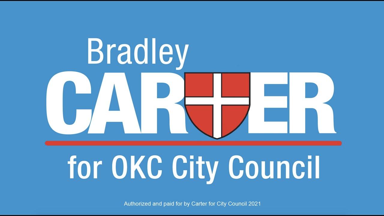 Bradley Carter for OKC City Council, Ward 1