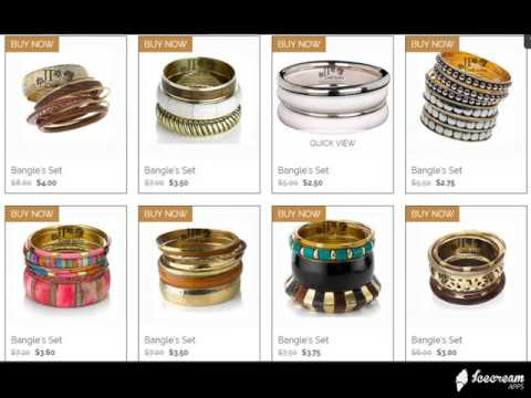 Indian Artificial Fashion Jewelry and Handicrafts